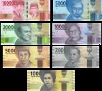 インドネシアルピア(紙幣)