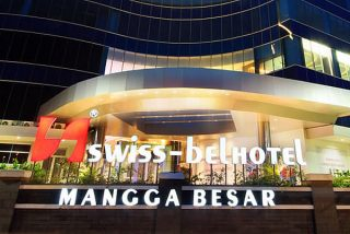 スイスベルホテル マンガブサール ジャカルタ