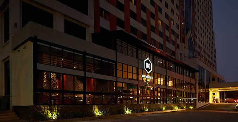 センチュリー パーク ホテル ジャカルタ