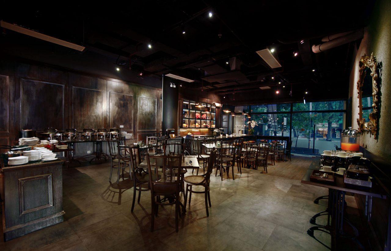B&B Cafe and Lounge