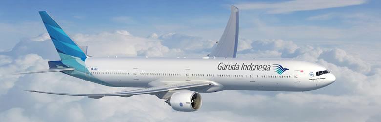 ガルーダ・インドネシア航空(イメージ)